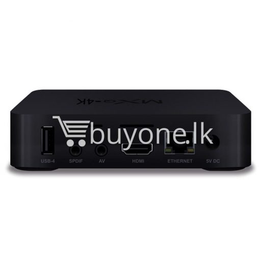 mxq 4k smart tv box kodi 15.2 preinstalled android 5.1 1g8g h.264h.265 10bit wifi lan hdmi dlna airplay miracast mobile phone accessories special best offer buy one lk sri lanka 50934 510x510 - MXQ 4K Smart TV Box KODI 15.2 Preinstalled Android 5.1 1G/8G H.264/H.265 10Bit WIFI LAN HDMI DLNA AirPlay Miracast