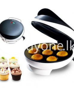 original sokany mini muffin cupcake maker home and kitchen special best offer buy one lk sri lanka 76610 247x296 - Original Sokany Mini Muffin / Cupcake Maker