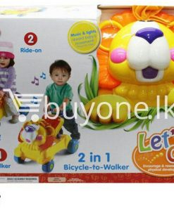 2in1 bicycle to walker lets go baby care toys special best offer buy one lk sri lanka 51378 247x296 - 2in1 Bicycle to Walker Lets Go