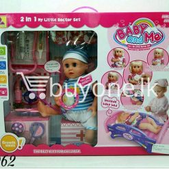 2in1 my little doctor set baby and me baby care toys special best offer buy one lk sri lanka 51207 247x247 - 2in1 My Little Doctor Set-Baby and Me