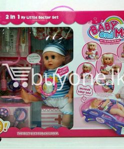 2in1 my little doctor set baby and me baby care toys special best offer buy one lk sri lanka 51207 247x296 - 2in1 My Little Doctor Set-Baby and Me