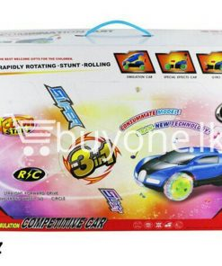 3in1 simulation competitive car rapidly rotating stunt rolling baby care toys special best offer buy one lk sri lanka 51425 247x296 - 3in1 Simulation Competitive Car Rapidly Rotating Stunt Rolling