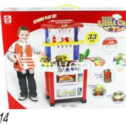 happy little chef kitchen play 33pcs set baby care toys special best offer buy one lk sri lanka 51235 247x247 - Happy Little Chef Kitchen Play 33pcs Set
