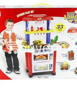 happy little chef kitchen play 33pcs set baby care toys special best offer buy one lk sri lanka 51235 247x296 - Happy Little Chef Kitchen Play 33pcs Set