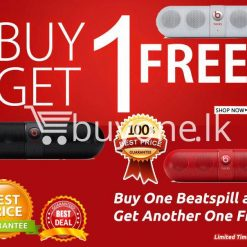 special offer buy1 get1 free beats by dr. dre beats pill wireless bluetooth speaker limited time period mobile phone accessories special best offer buy one lk sri lanka 247x247 - Special Offer Buy1 Get1 Free Beats By Dr. Dre : Beats Pill Wireless Bluetooth Speaker Limited Time Period
