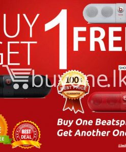 special offer buy1 get1 free beats by dr. dre beats pill wireless bluetooth speaker limited time period mobile phone accessories special best offer buy one lk sri lanka 247x296 - Special Offer Buy1 Get1 Free Beats By Dr. Dre : Beats Pill Wireless Bluetooth Speaker Limited Time Period