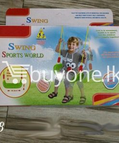 swing sports world baby care toys special best offer buy one lk sri lanka 51486 247x296 - Online Shopping Store in Sri lanka, Latest Mobile Accessories, Latest Electronic Items, Latest Home Kitchen Items in Sri lanka, Stereo Headset with Remote Controller, iPod Usb Charger, Micro USB to USB Cable, Original Phone Charger | Buyone.lk Homepage