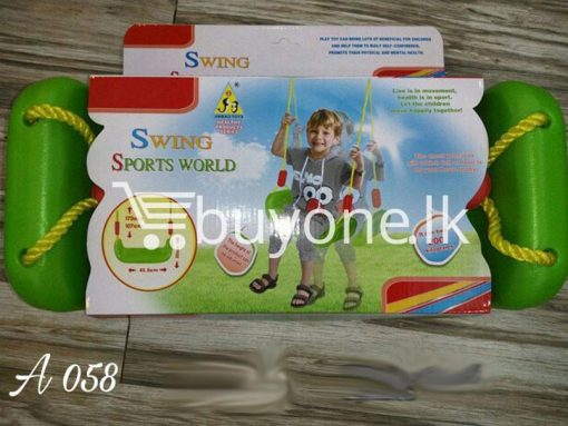 swing sports world baby care toys special best offer buy one lk sri lanka 51486 510x383 - Swing Sports World