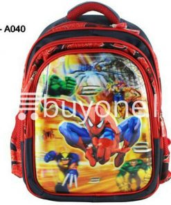 the spider man 3 design school bag new style baby care toys special best offer buy one lk sri lanka 51273 247x296 - The Spider-Man 3 Design School Bag New Style