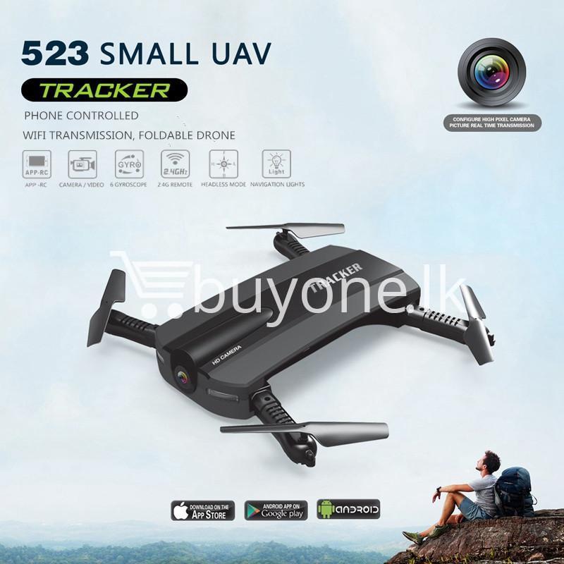 Best Deal Mini Selfie Tracker Foldable Pocket Rc Quadcopter Drone