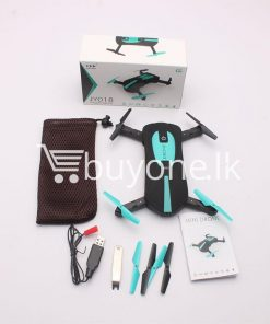 original jy018 advance pocket drone with hd wifi camera foldable g sensor mobile phone accessories special best offer buy one lk sri lanka 07576 247x296 - Original JY018 Advance Pocket Drone with HD WiFi Camera Foldable G-sensor