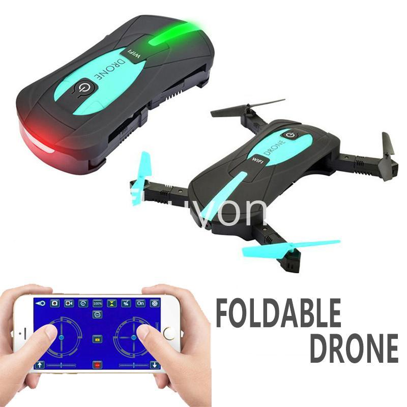 Original JY018 Advance Pocket Drone with HD WiFi Camera Foldable G-sensor