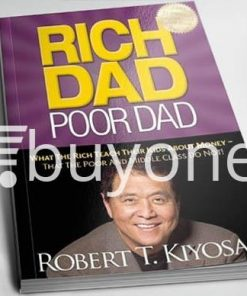 rich dad poor dad what the rich teach their kids about money that the poor and middle class do not books special best offer buy one lk sri lanka 90736 247x296 - Rich Dad Poor Dad: What The Rich Teach Their Kids About Money That the Poor and Middle Class Do Not!