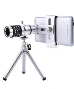 12x zoom camera telephoto telescope lens mount tripod kit for iphone xiaomi samsung huawei htc universal mobile phone accessories special best offer buy one lk sri lanka 06545 247x296 - 12X Zoom Camera Telephoto Telescope Lens + Mount Tripod Kit For iPhone Xiaomi Samsung Huawei HTC Universal