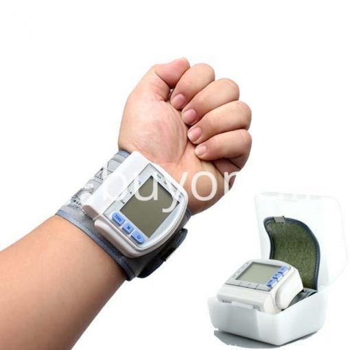 automatic blood pressure monitor wrist band home and kitchen special best offer buy one lk sri lanka 62821 510x510 - Automatic Blood Pressure Monitor Wrist Band
