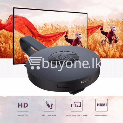 google chromecast digital hdmi media video streamer for ios android wireless display receiver mobile phone accessories special best offer buy one lk sri lanka 45824 510x510 - Google Chromecast Digital Like HDMI Media Video Streamer for IOS Android Wireless Display Receiver