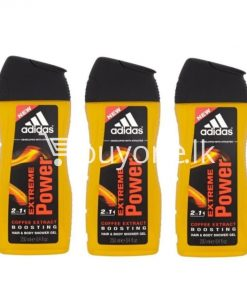 adidas shower gel special edition extreme power 250ml cosmetic stores special best offer buy one lk sri lanka 11849 247x296 - Online Shopping Store in Sri lanka, Latest Mobile Accessories, Latest Electronic Items, Latest Home Kitchen Items in Sri lanka, Stereo Headset with Remote Controller, iPod Usb Charger, Micro USB to USB Cable, Original Phone Charger | Buyone.lk Homepage