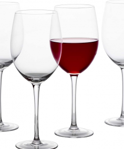 wine glass 7 247x296 - Clear Wine Glasses Set Of 6